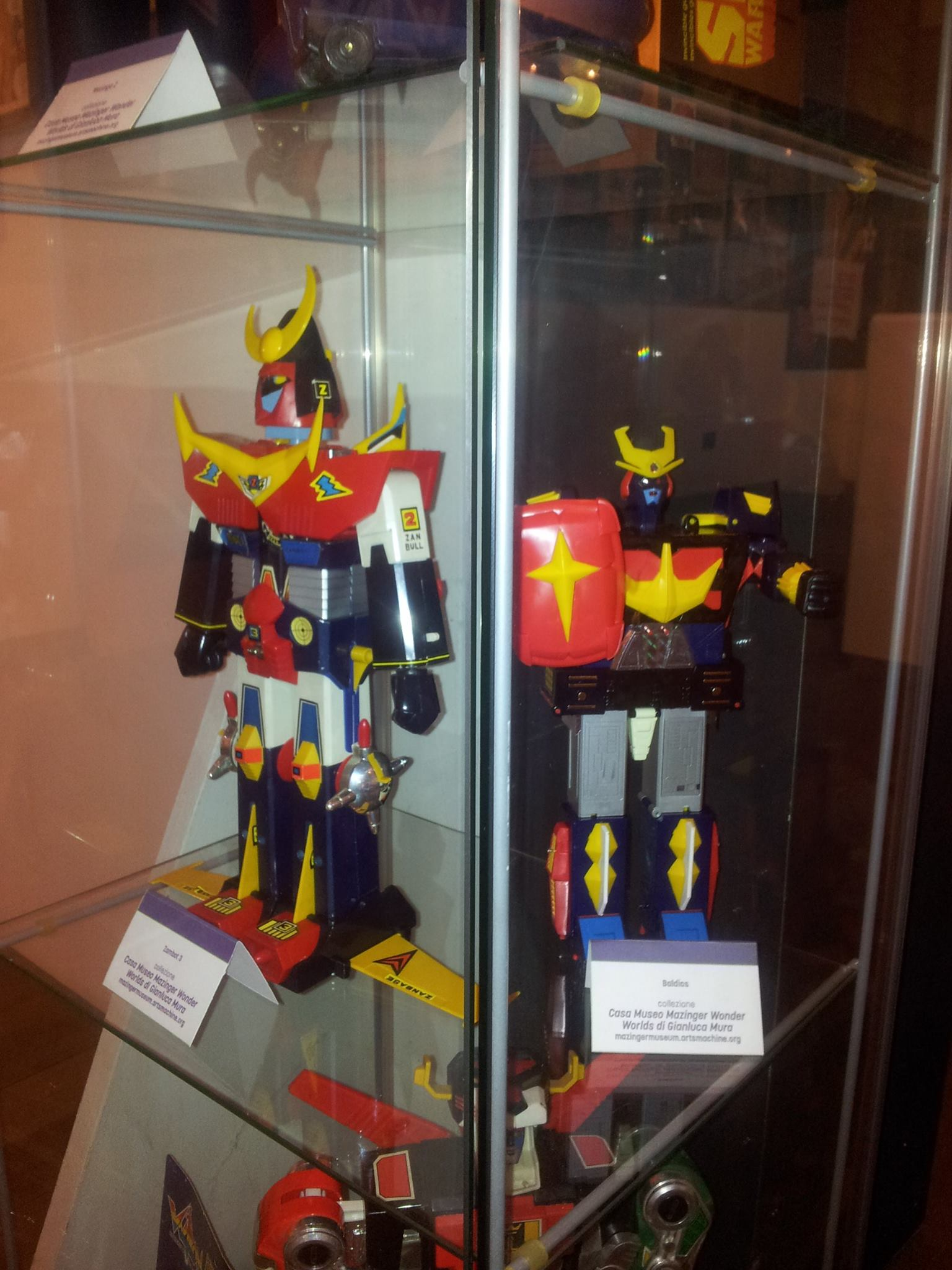 MWW SuperRobots Collection