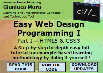 WEB DESIGN PROGRAMMING I