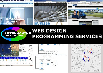 ArtsMachine Web Services